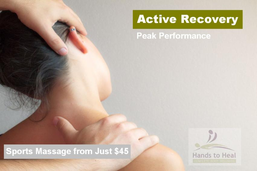 hands to heal massage therapy - sports massage